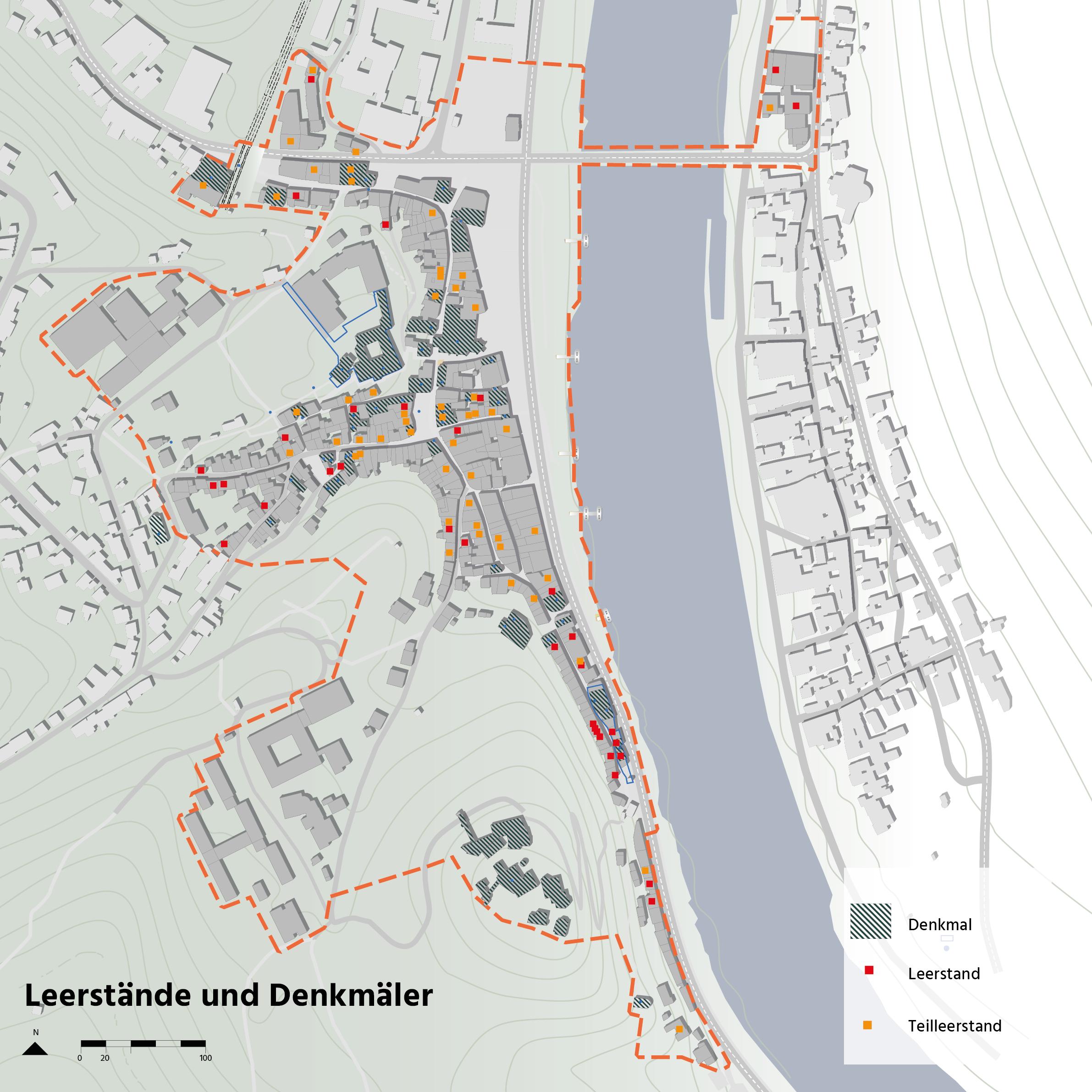 Cochem Integriertes Energetisches Quartierskonzept Denkmal Leerstand Karte