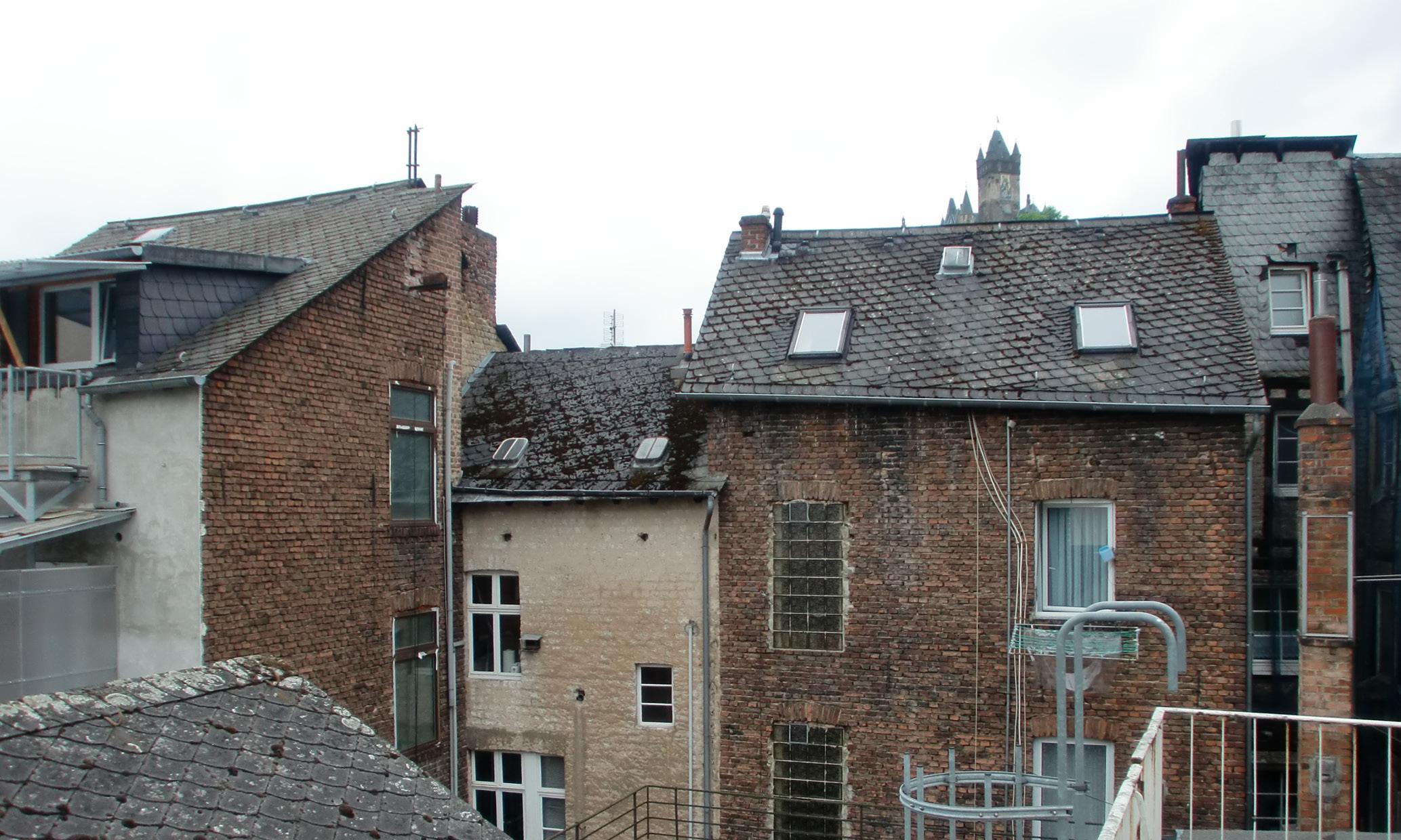 Cochem Integriertes Energetisches Quartierskonzept Dach Siedlungsstruktur