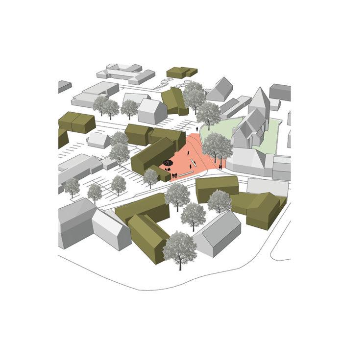 Ortsentwicklungskonzept Ortskern Barrien