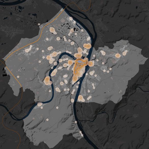Studie Wirtschafts- und Standortfaktor Abend- und Nachtökonomie Koblenz