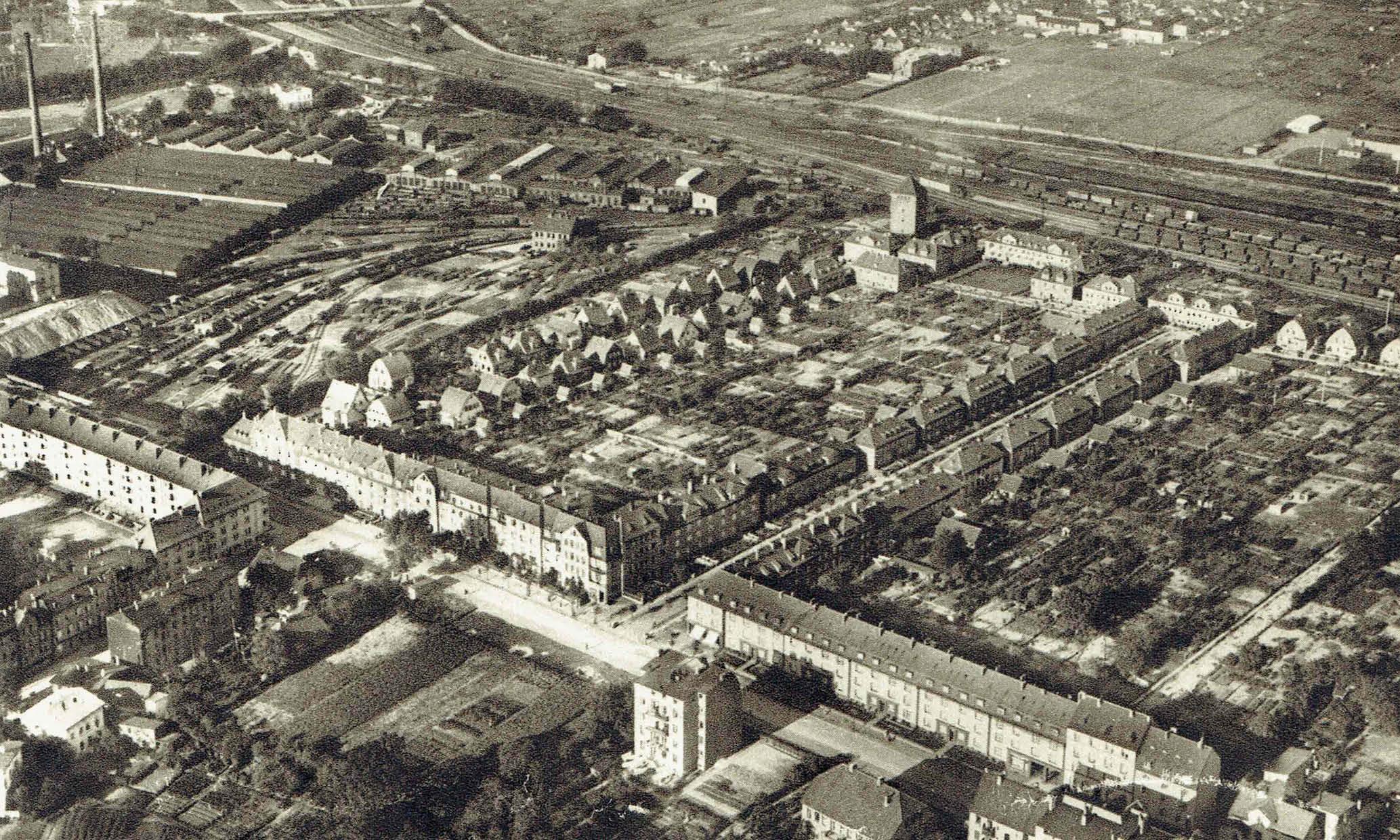 PPA Wilstorf historisch Eisenbahnbauverein