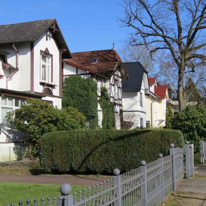 Gestaltungsleitfaden Erhaltungsgebiete Rahlstedt I und II